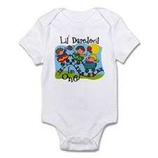 Little Daredevil 1st Birthday Infant Bodysuit