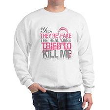 Fake 2 - Breast Cancer Jumper