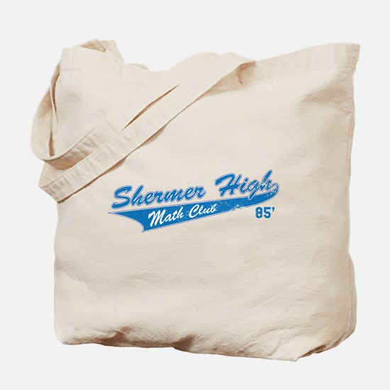 Shermer High Math Club Tote Bag