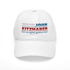 Kitzhaber for Governor Baseball Cap