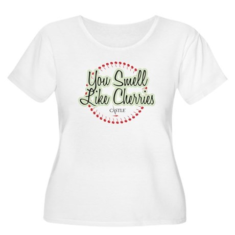Smell Like Cherries Women's Plus Size T-Shirt