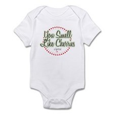 Smell Like Cherries Infant Bodysuit