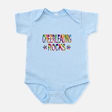 Cheerleading Infant Bodysuit