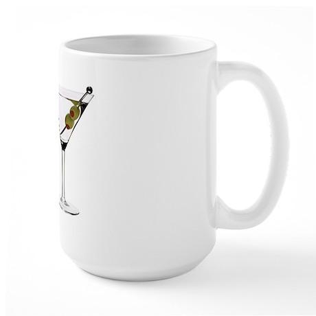 mash martini Large Mug
