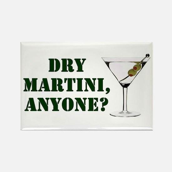 mash martini Rectangle Magnet