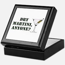 mash martini Keepsake Box