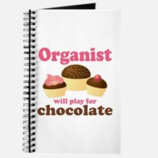 Funny Chocolate Organist Journal