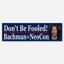Bachman=NeoCon