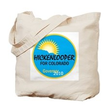 Hickenlooper 2010 Tote Bag