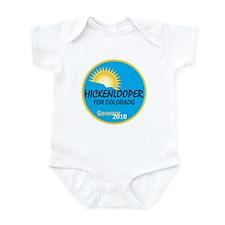 Hickenlooper 2010 Infant Bodysuit