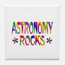 Astronomy Tile Coaster