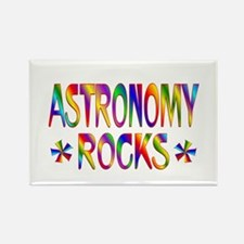 Astronomy Rectangle Magnet