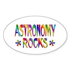 Astronomy Decal