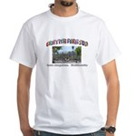 Griffith Park Zoo White T-Shirt