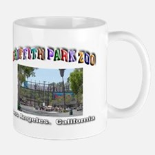 Griffith Park Zoo Mug