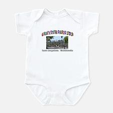 Griffith Park Zoo Infant Bodysuit