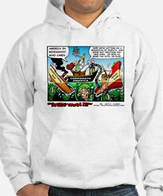 """Out Sourced America!"" Hoodie"