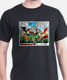 """""""Out Sourced America!"""" T-Shirt"""