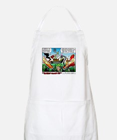 """Out Sourced America!"" Apron"