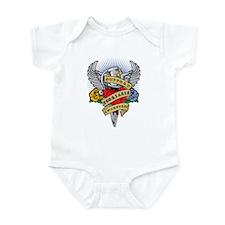 Psoriasis Dagger Infant Bodysuit