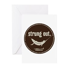 Strung Out Greeting Cards (Pk of 20)
