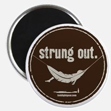 Strung Out Magnet