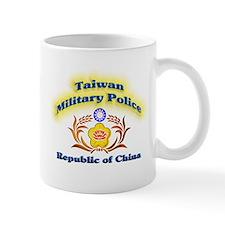 Taiwan Military Police Mug