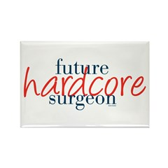 Hardcore Surgeon Rectangle Magnet