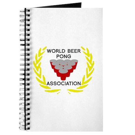 World Beer Pong Association Journal