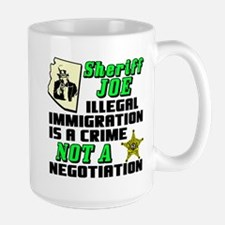 """Sheriff Joe"" Mug"