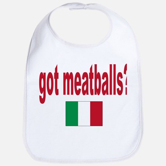 got meatballs Bib