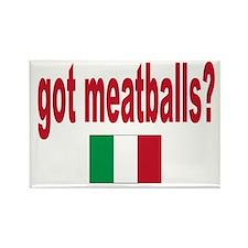got meatballs Rectangle Magnet (10 pack)