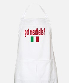got meatballs Apron
