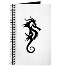 Tribal Seahorse Journal