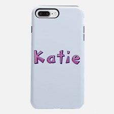 Katie Pink Giraffe iPhone 7 Plus Tough Case