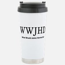 What Would James Herriot Do? Travel Mug