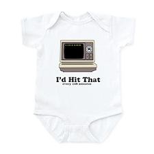 I'd Hit That Infant Bodysuit