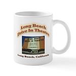 Long Beach Drive In Theatre Mug