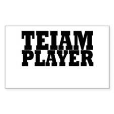 Teiam Player Decal