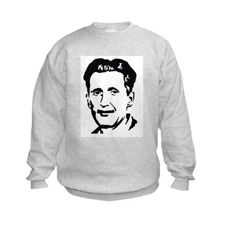 George Orwell Kids Sweatshirt