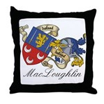 MacLoughlin Sept Throw Pillow