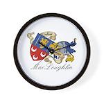MacLoughlin Sept Wall Clock