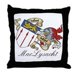 MacLysacht Sept Throw Pillow