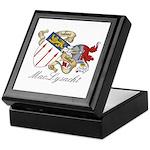 MacLysacht Sept Keepsake Box