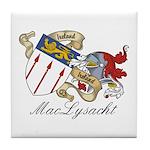 MacLysacht Sept Tile Coaster