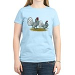 Sebright Silver Bantams Women's Light T-Shirt