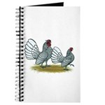 Sebright Silver Bantams Journal