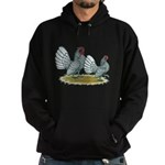 Sebright Silver Bantams Hoodie (dark)