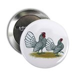 "Sebright Silver Bantams 2.25"" Button"