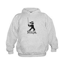 Ninja. Hoodie